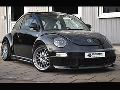 Prior Design VW New Beetle GT3 Front Bumper Body Kit