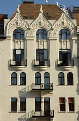 Budapest - Március 15 tér.