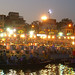 Evening Ganga Aarti Ceremony - Varanasi, India