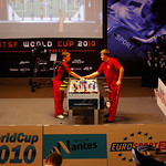 World cup Nantes 2010