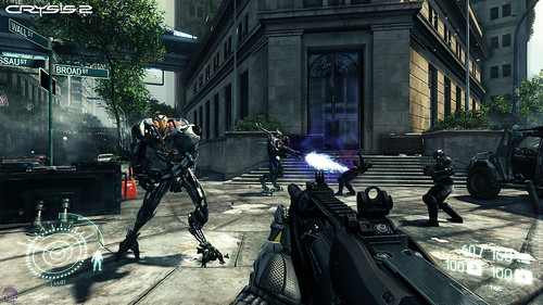 Crytek Developing Crysis 3 ?