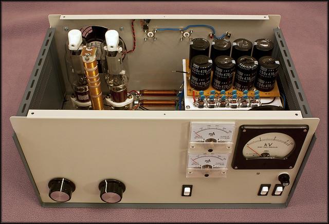 Homemade Linear Amplifier