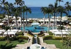 Four Seasons Maui.  Nice place