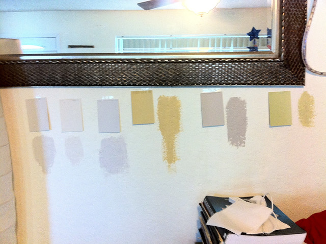 Paint Samples For The Living Room Flickr Photo Sharing