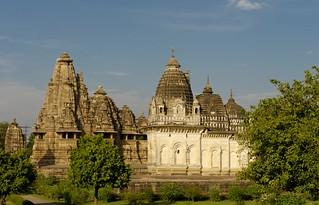 12 Khajuraho temple