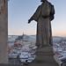 Český Krumlov, výhled ze zámku, foto: Petr Nejedlý