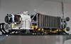 Futuristic trucker