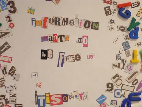 copy information, manipulate, change