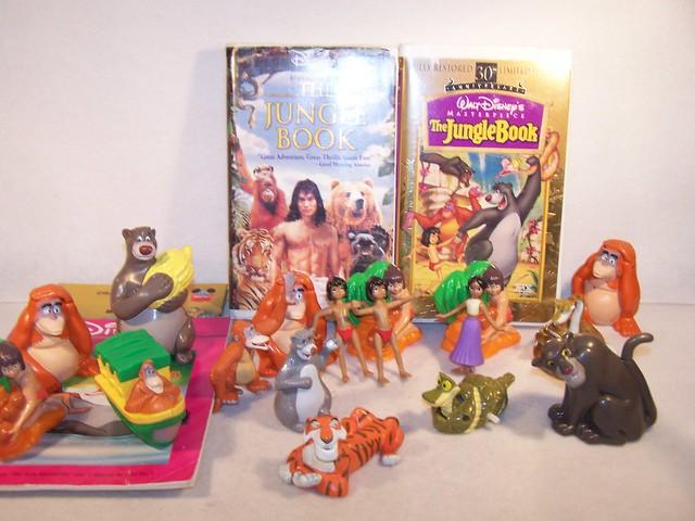 Jungle Book Toys 17