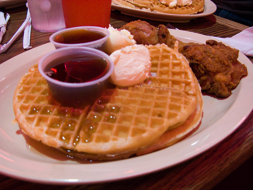 Roscoe's - House of Chicken 'n Wafffles