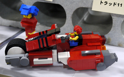 Megazone 23: Shingo and Garland legos