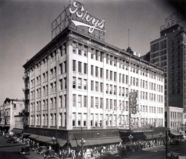 Old Brys Department Store, Memphis, TN