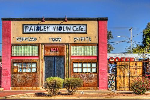 arizona phoenix bar restaurant cafe nikon az paintshoppro hdr topaz grandavenue photomatix paisleyviolin d5000