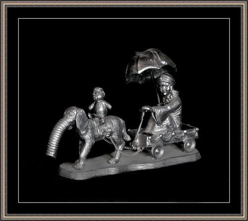 Children's Parade In Pewter