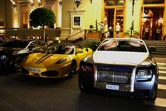Monte Carlo's Combo
