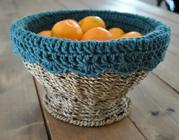 Free Printable Crochet Basket Patterns : CROCHET BASKET PATTERNS FREE Crochet Patterns