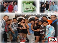Sábado en moccai Glam Club (15-01-2011.)