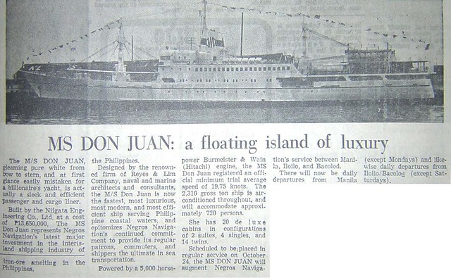 1971 MS Don Juan