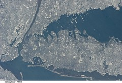 New York City in Winter (NASA, International Space Station, 01/09/11)