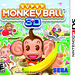 Super Monkey Ball 3D Packfront