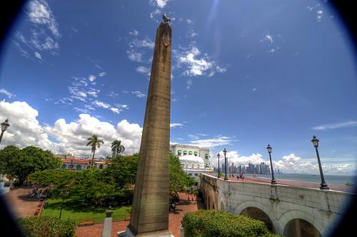 Plaza de Francia, Panamá