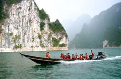 Khao Sok See und Dschungelausflug