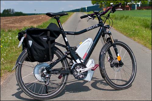 Electric erik bike friendly north shore for North shore motor works