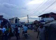 Night scene, Ilesa, Osun, Nigeria. #JujuFilms