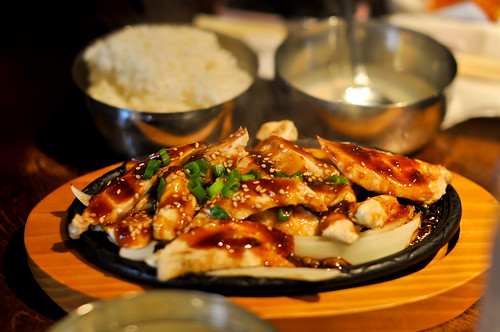 Teriyaki Chicken / Kids Plate | by powerplantop