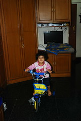 Marziyas New Cycle  Two Wheeler by firoze shakir photographerno1