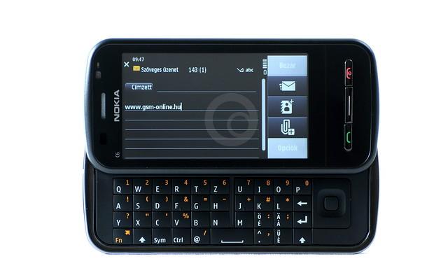 Nokia C6-00 Games Hd
