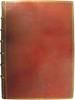 Front binding of Priscianus: Opera