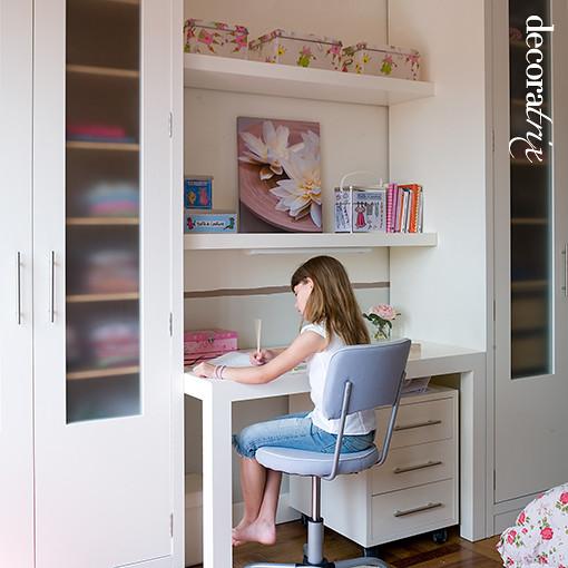 Escritorio infantil y femenino flickr photo sharing - Mesa de estudio infantil ...