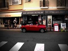 Mini in Street