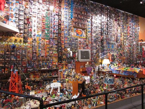 action figure museum