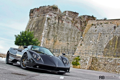 Pagani Zonda F Roadster Clubsport -EXPLORED-