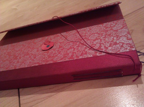 <p>Here it is: *almost* my perfect notebook.</p>
