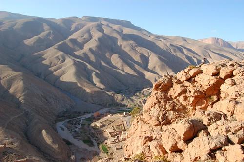 Montagnes de l'Atlas et Désert du Sahara en 4x4