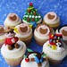 Charlie Brown Christmas Cupcakes by Lynlee's