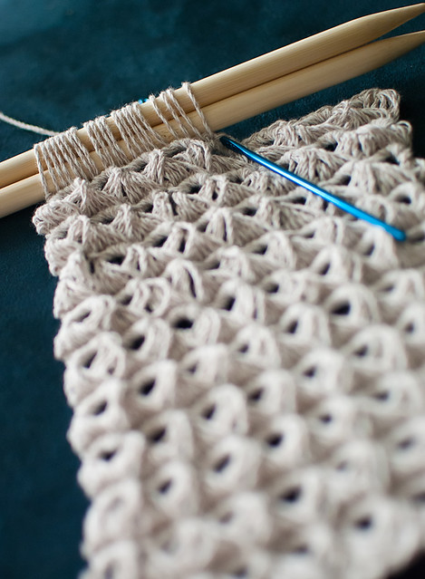 How to do broomstick lace (crochet)? - Yahoo! Answers