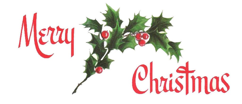 free clipart merry christmas banner - photo #50