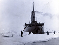 Crew in the Ice by Tyne & Wear Archives & Museums
