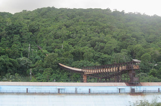 Ocho Rios - Conveyor Belt at Reynolds Pier