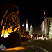 "Holiday Photowalk at Temple Square by Scott Stringham ""Rustling Leaf Design"""
