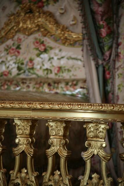 Photo - Chambre de la reine versailles ...