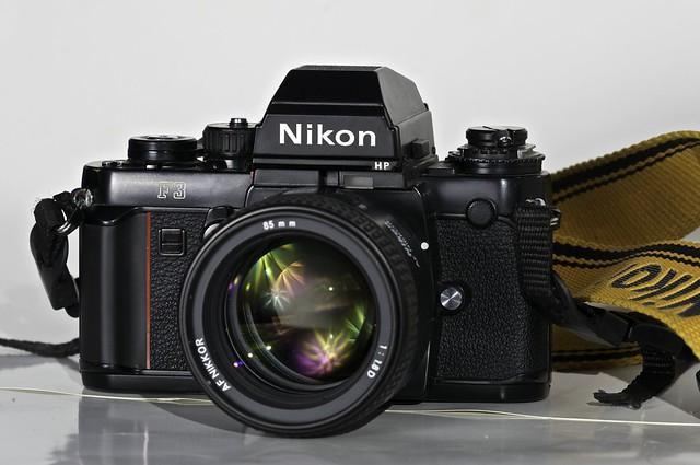 Nikon F3 HPNikon F3