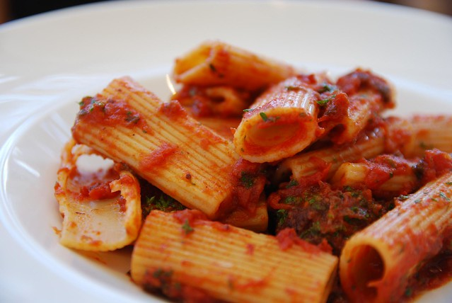 Penne Rigatoni with Sausage Ragu close-up - Jones the Grocer ...