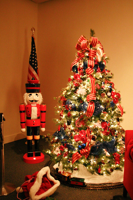 Nutcracker Christmas Tree | Flickr - Photo Sharing!