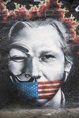 Julian Assange Wikileaks named Man of the Year by Le Monde
