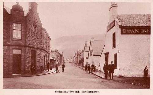 Lennoxtown, East Dunbartonshire, 1910
